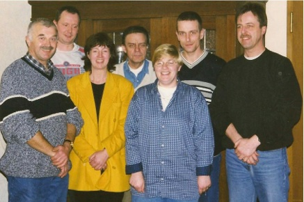 TMSC Gründungsmitglieder