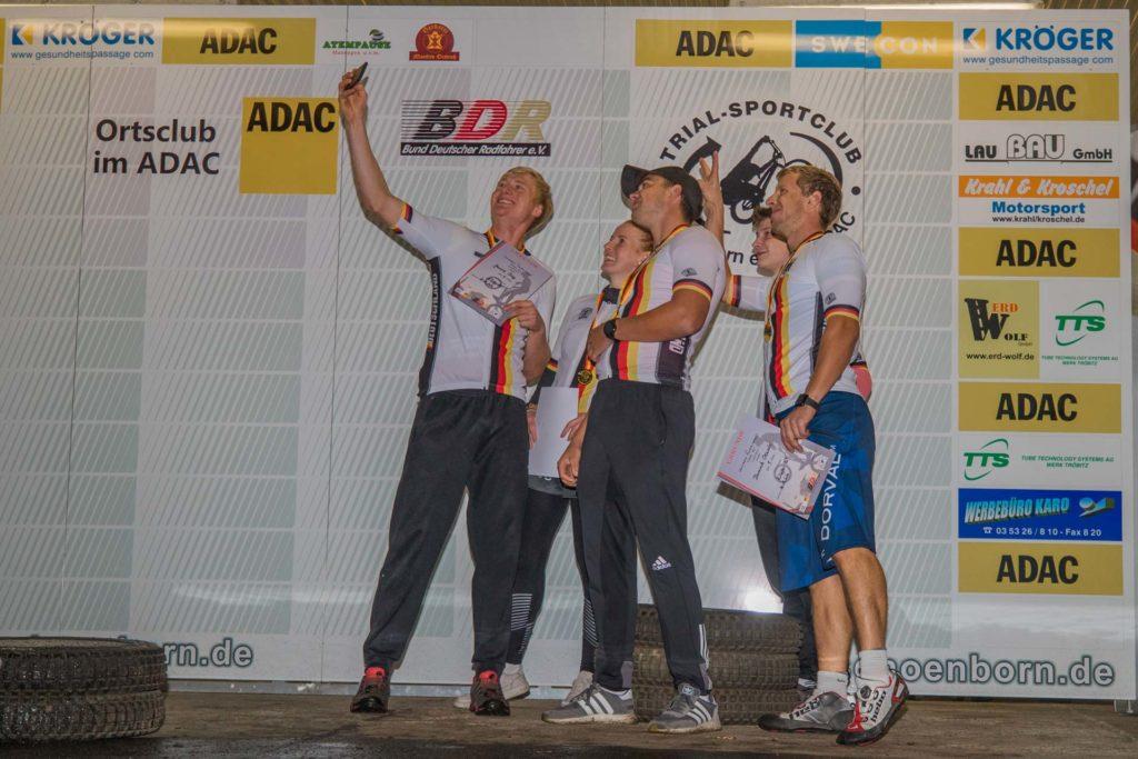 Deutsche Meister Trial DM Schönborn 2020